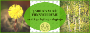 Jaro na vlně vonného dýmu v Praze @ Kosmetika hrou Praha