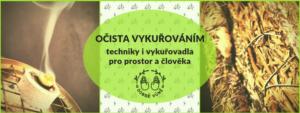 Očista vykuřováním v Brně @ Literární čajovna Skleněná louka