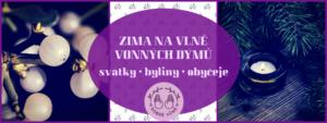 Zima na vlně vonného dýmu v Brně @ Literární čajovna Skleněná louka