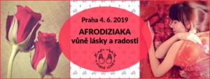 Afrodiziaka - vůně lásky a radosti @ Kosmetika hrou Praha