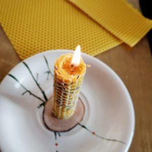 Hromniční světýlko a svátek Hromnice - tvořivý čtvrtek na Letné @ Kosmetika hrou Praha