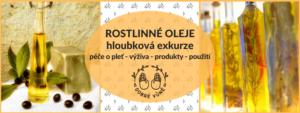 Rostlinné oleje – péče o pleť, výživa, použití, produkty @ KMC Knoflík