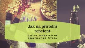 Jak na přírodní repelent s aromaterapií @ Dobré vůně